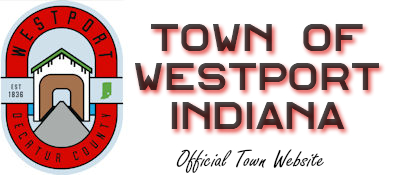 The Official Government Website for the Town of Westport, Indiana